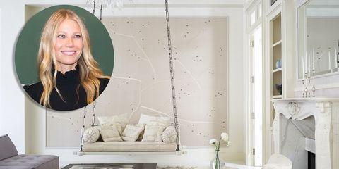 """<p>Gwyneth Paltrow es una maestra en muchas cosas, entre ellas en promocionar su apartamento neoyorquino en Goop, su website de estilo de vida. Ahí ella misma lo describe como """"una vivienda de ensueño"""".</p>"""