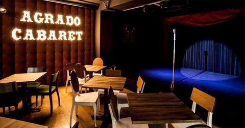 """<p>Desde este viernes 24 y hasta el próximo 27 de agosto, las noches madrileñas de los viernes y los sábados tienen una sonrisa. La que le ponen los integrantes de <strong>Madrid Comedy Club Late Nite</strong>, uno de los mejores espectáculos de monólogos en directo, que tiene lugar en Agrado Cabaret (c/ Loreto y Chicote, 3, Madrid). Tienes entrada a partir de cinco euros en <a href=""""https://www.atrapalo.com/entradas/madrid-comedy-club-late-nite_e292073/"""" target=""""_blank"""">www.atrapalo.com</a>. Además, si quieres reírte con la tripa llena, hay una opción de cena más espectáculo. </p>"""