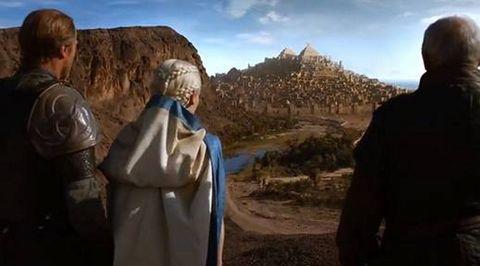<p>Así es como aparece en la serie esta impresionante localización.</p>