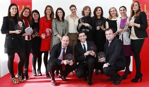 <p>Foto de grupo de todos los premiados.</p>