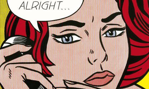 """<p> El artista norteamericano Roy Lichtenstein se convirtió en un verdadero icono del Pop Art. El museo National Gallery of Art organiza la mayor exhibición de sus obras desde el fallecimiento del maestro, en 1997. La retrospectiva reúne casi dos centenares de cuadros que muestran todo su legado, desde los trabajos que evocan el cómic hasta sus coqueteos con series de desnudos o con técnicas a base de blanco y negro. Al entrar en la exposición verás su primer telar de estilo pop, denominado Look Mickey, que realizó para decorar el dormitorio de sus hijos pequeños. <br /> <strong>• Lugar:</strong><a href=""""/edicion/gallery/513244/(offset)/%20www.nga.gov"""" target=""""_blank""""><strong>National Gallery of Art</strong></a> (4th and Constitution Avenue NW). <br /><strong>• Fecha: Hasta el 13 de enero.</strong></p>"""