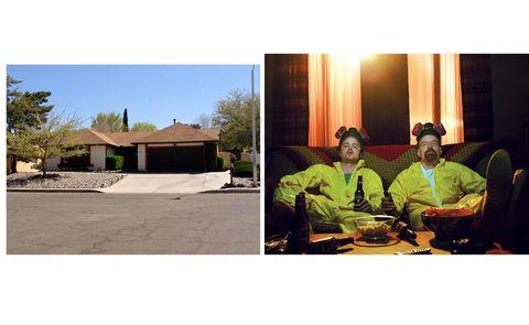 <p>La casa que sirve como exteriores al hogar de Walter White, el profesor de química de Breaking Bad, está ubicada en Alburquerque y se ha convertido en lugar de peregrinación con el éxito de la serie. Es mucho más económica; está valorada en unos <strong>197.650 euros,</strong> pero si quisieras adquirirla tendrás que convencer a su propietario: lleva viviendo allí desde 1973.</p>