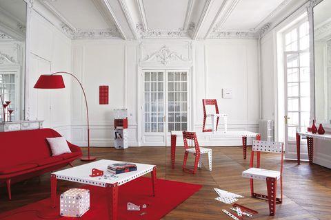 <p>¿Quieres jugar a las casitas? El famoso juego de &nbsp;construcción nos presenta todo tipo de muebles para montar Meccano Home.</p><p>&nbsp;</p>