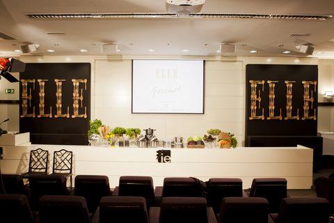 <p>En esta tercera edición de los Elle Talks, la temática ha sido el mundo Gourmet. Una espectacular decoración de <strong>Luis García Fraile y su equipo de LGF Studio</strong> con elementos de atrezzo de <strong>Ikea España</strong> daba la bienvenida a los ponentes e invitados.&nbsp;</p>