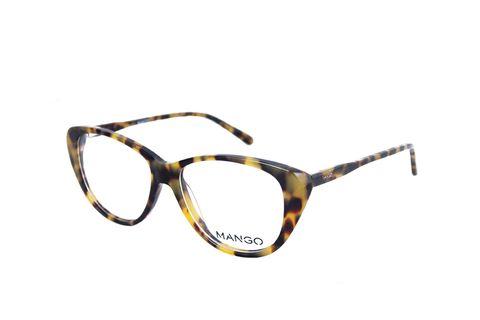 ad065f129b Formas cat eye, reminiscencias vintage y tamaños XXL será lo que veremos en  los primeros diseños de Mango Eyewear tanto para hombre como para mujer.