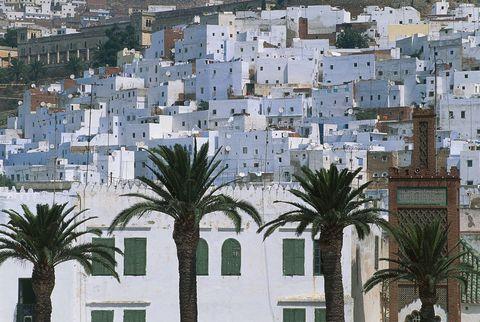 <p>«Mis refugios son siempre lugares con mar y cielos amplios. Me descarga mucho ir a Tetuán, y a Marruecos en general. Con sólo 50 minutos de avión, me traslado a otra galaxia. En esos horizontes exóticos, puedo vaciar la mente y volver desconectada de todo». </p>
