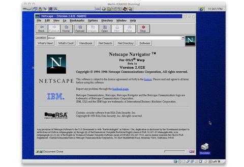 <p> <strong>Qué era:</strong> No fue el primer navegador (ese fue Mosaic), sino el segundo. Surgió en 1994 y enseguida se hizo muy popular por su fácil usabilidad. Su logo representaba el amanecer en el planeta Tierra.<br /> <strong>Visto años después...</strong> Lo petó al principio, pero enseguida llegó un competidor que le plantaría cara: Internet Explorer. Veinte años después, nos preguntamos cómo pudimos navegar con esa interfaz.<br /><strong>¿Lo recuperamos?</strong> No. Desapareció completamente en 2008.</p>