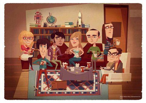 <p>Este es el último fin de semana que los fans de <strong>The Big Bang Theory</strong> tienen para disfrutar de la exposición que alberga la <strong>Fnac Triangle de Barcelona.</strong> La muestra se compone de 20 cuadros realizados por reconocidos artistas internacionales, que reinterpretan con sus lápices y pinceles situaciones, escenas y personajes de la exitosa serie. Una buena oportunidad para disfrutar del talento de algunos jóvenes artistas emergentes.</p>