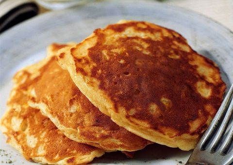 Food, Plate, Cuisine, Pancake, Breakfast, Dish, Ingredient, Dishware, Recipe, Snack,