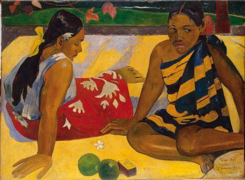 <p>El Museo Thyssen-Bornemisza muestra la obra del artista en un análisis de cómo su viaje a Tahití influyó en la renovación del lenguaje de creadores como Matisse, Klee o Kandinsky.</p>