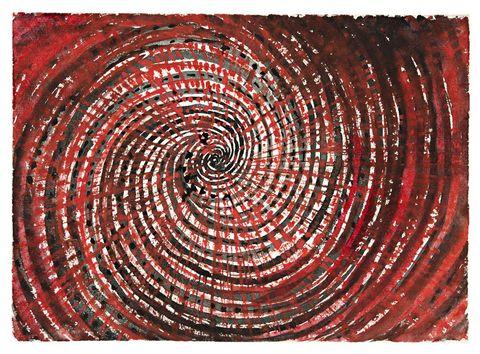 <p>Acuarela sobre papel, realizada entre julio y octubre de 1922.</p>