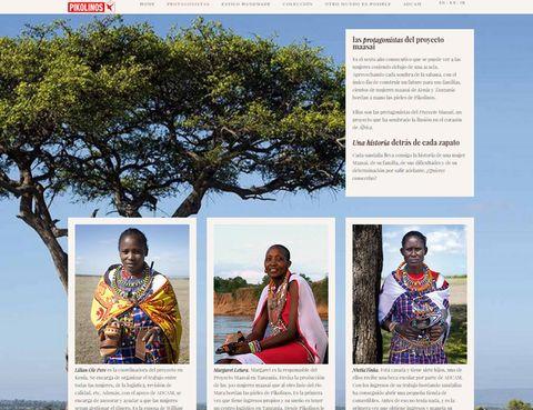 """<p>Por sexto año consecutivo, la firma <a href=""""http://maasai.pikolinos.com/"""" target=""""_blank""""><strong>Pikolinos</strong></a>&nbsp;lanza una línea de <strong>calzado elaborada por mujeres maasai</strong>, de Kenia y Tanzania, la cual favorece el empleo de las mismas para cubrir las necesidades de su familia y labrar un futuro mejor.&nbsp;</p><p>Los colores vivos, la delicada producción y la exclusividad de los diseños son la clave del éxito de estas sandalias.&nbsp;</p>"""