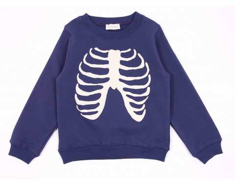 "<p>Sudadera de Simple Kids para <a href=""http://es.smallable.com/sweat/26516-sweater-ribs.html"" title=""Smallable"" target=""_blank"">Smallable</a> (85 €).</p>"
