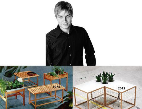 <p>Inspiradas en las mesitas con macetas de los 70's, las <i>PS</i> de <strong>Henrik Preutz</strong> (lisa, con cuatro cuencos y sólo con uno) dan mucho juego, juntas o separadas. Su look es ¡modernísimo! Aúnan el ecológico bambú y plástico. </p>