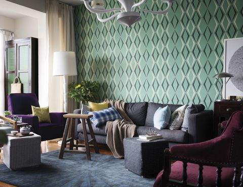 """<p>""""He elegido mostrar mi salón, porque aquí es donde me reúno con mis amigos. Cuando vienen, el salón se vuelve muy hogareño y me hace sentir muy cómoda y relajada"""".</p>"""