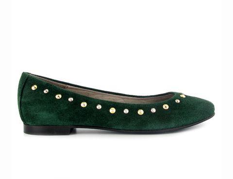 <p>Verdes con tachuelas de la colección de <strong>Lovely Pepa para Krack Online.</strong></p>
