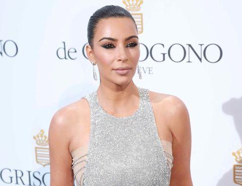 La rutina de belleza de Kim Kardashian