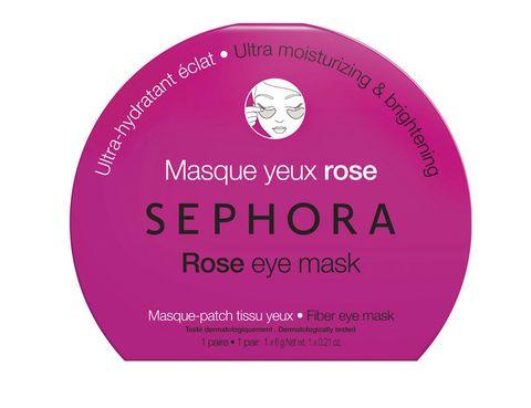 <p>'Masque Yeux Rose' (3,95 €), mascarilla en parche para el contorno de ojos de <strong>Sephora</strong>.</p>
