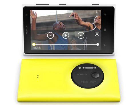 <p>Para las que quieren lo último, Nokia Lumia 1020&nbsp;con una cámara de 41 megapíxeles. Podrás hacer zoom cuando grabes vídeos o saques fotos sin perder detalle.</p>