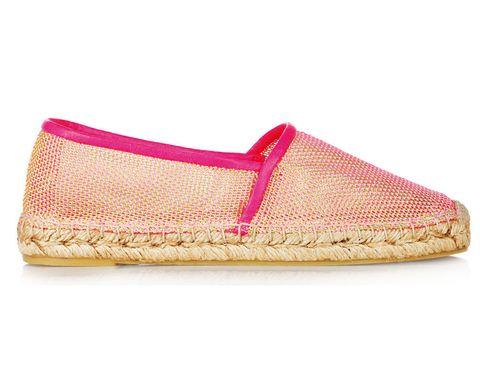 <p>Tipo malla en rosa, de <strong>Stella McCartney</strong> (195 €).</p>