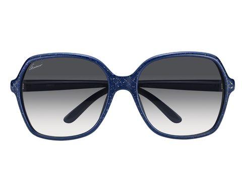<p>De forma cuadrada e influencia sesentera, nos encanta este modelo en azul noche. </p>