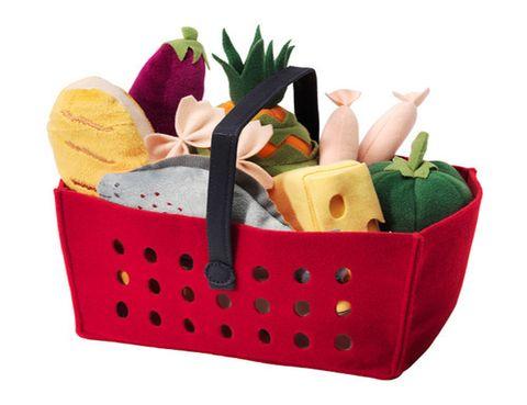 """<p>Para conseguir una buena receta es imprescindible tener todos los ingredientes. En <a href=""""http://www.ikea.com/es/es/catalog/products/70262003/"""" title=""""Ikea"""" target=""""_blank"""">Ikea</a> encontrarás todo lo necesario para un plato diez: queso, zanahorias, berenjenas...</p>"""