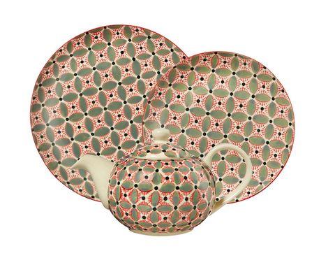 """<p>Vajilla de dibujo geométrico en rojo, blanco y antracita. Las piezas oscilan entre 2,95 € y 14,95 € y la puedes encontrar en <a href=""""http://www.elcorteingles.es/tienda/hogar/browse/productDetail.jsp?productId=A11580430&amp&#x3B;categoryId=999.1331283188&amp&#x3B;fromAjax=true&amp&#x3B;trail=&amp&#x3B;trailSize=&amp&#x3B;navAction=jump&amp&#x3B;navCount=0&amp&#x3B;brandId=&amp&#x3B;selectedSkuId=&amp&#x3B;cm_mmc=elle%20_%20contenedores-_-acuerdo%20_%202014-04-28%20_%20hogar-_-noticia%20_%20clases%20de%20estilo-_-colorfest"""" target=""""_blank""""><strong>El Corte Inglés.</strong></a></p>"""