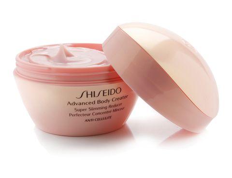 <p><strong>Super Slimming Reducer</strong> de <strong>Shisheido</strong>. Basado en la aromacología (74 €).</p>
