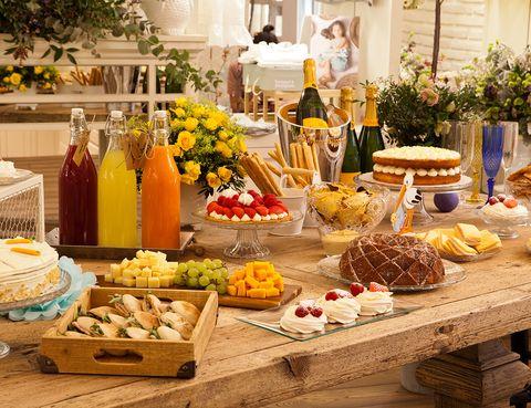 <p>Las tartas del evento corrieron a cargo de Las Tartas de Zarina.</p>