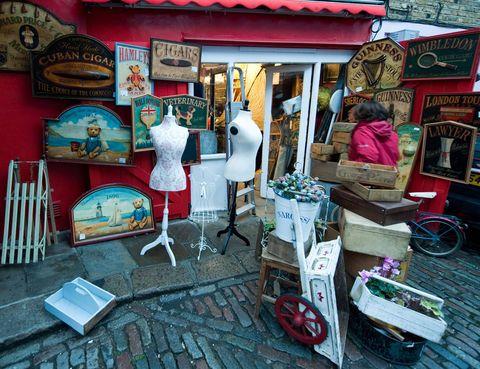 Londres: guía de compras 'vintage'
