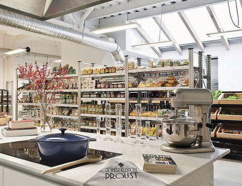 <p>Tienda ecológica, taller de cursos, cafetería, cátering... en clave ecológica de calidad. ¿A qué esperas para conocer La magdalena de Proust? ¡Te encantará! </p>