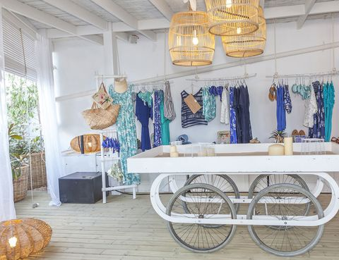 <p><strong>La pop-up store de Oysho en Formentera</strong> tiene todos los detalles que caracterizan a la isla. Está en C/Metge Vicen Riera ferre, 7 Sant Francesc, Formentera.</p>