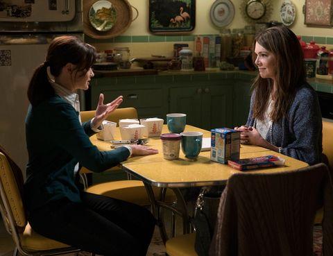 <p>'Gilmore Girls: Seasons' es el título oficial de la miniserie de 4 películas que recuperará, tras 9 años, la historia de Lorelai Gilmore (Lauren Graham) y Rory Gilmore (Alexis Bledel).</p>