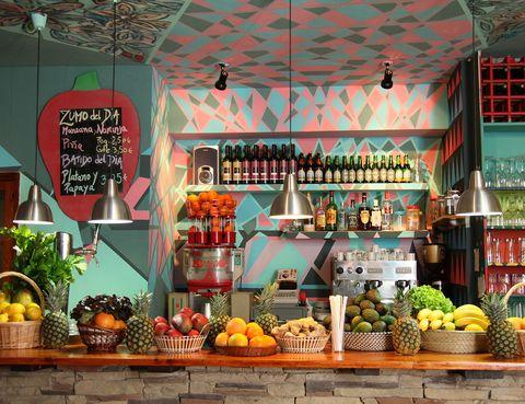 Mejores restaurantes vegetarianos y veganos de España: Veggie Garden Barcelona