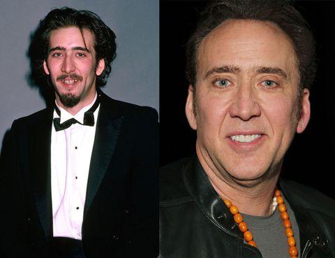 <p>El actor ha cambiado mucho desde su juventud. Su pelo y su dentadura totalmente renovada han sido los puntos fuertes físicos que forman parte del atractivo de <strong>Nicolas Cage</strong>.</p>