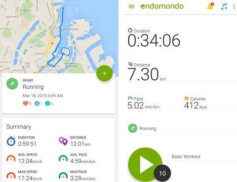 """<p><strong>¿En qué consiste?</strong> El móvil se convierte en tu entrenador personal, te hace el ejercicio físico –de cualquier tipo- más divertido y te motiva a seguir con mensajes como """"tú puedes hacerlo"""". Lleva un GPS integrado que te permite ver en tiempo real la ruta que estás haciendo –ya sea andando, corriendo o en bicicleta-. Y es interactivo porque te permite mandar mensajes, también en tiempo real, a tus amigos. Y conocer las calorías quemadas, las estadísticas de tu frecuencia cardíaca, etc.</p><p><strong>Cómo descargarla.</strong> Está disponible, a través de Apple Store, para dispositivos iPhone y iPad, y en Google Play para Android, y es gratuita.&nbsp; </p>"""