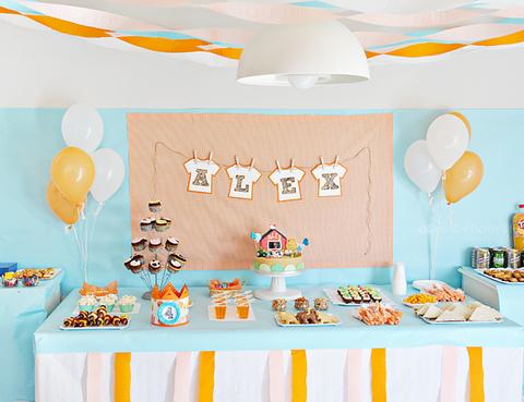 """<p>Si no tienes mucho tiempo y quieres una fiesta temática, confía en <a href=""""http://www.fancyparties.es"""" title=""""Fancy Parties"""" target=""""_blank"""">Fancy Parties</a>. Organizan cumpleaños a medida.&nbsp;</p>"""