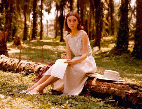 <p>Audrey no escribió su biografía porque según ella &quot&#x3B;su vida había sido simple y sencilla&quot&#x3B;. Sin embargo adoraba escribir y le dedicaba todo el tiempo que podía.</p>