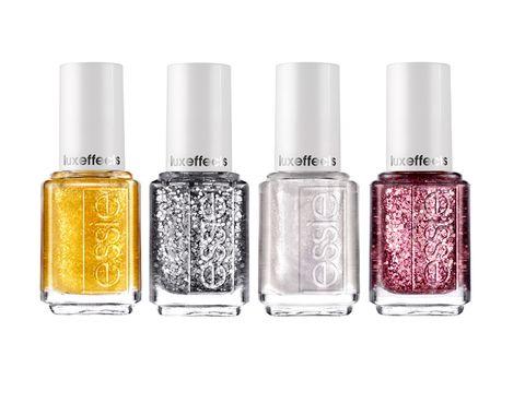 <p>'Luxeffects', esmaltes para aplicar encima del color de uñas. De <strong>Essie</strong> (11,99 €).</p>