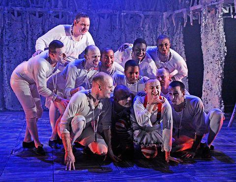 <p> Si eres fan del buen teatro, este festival de artes escénicas en Gerona y Salt te ofrece lo último y lo mejor hasta diciembre. Apúntate a tres estrenos: Fauna, Migranland y Bienvenido a casa. <br /><strong>Hasta el 8 de diciembre.</strong></p>