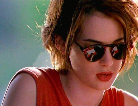 <p>El 'rouge' era sinónimo de 'vintage' hasta que <strong>Winona Ryder</strong> nos descubrió su gran poder seductor en 'Reality Bites'. El 'look' de la actriz se convirtió en el referente de toda una generación, la llamada 'X'.</p>