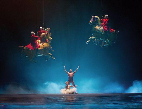 <p>Alegría! El circo más increíble regresa a Barcelona el 26 de diciembre con uno de sus espectáculos emblemáticos. Una buena manera de abrir el apetito ante la llegada del hit en 3D de James Cameron sobre esta gran troupe (4 de enero) y el estreno, el próximo marzo en Madrid, de su show Kooza.</p>