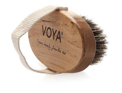 <p>'Body Brush' (20 €), cepillo para activar la circulación de <strong>Voya</strong>.</p>