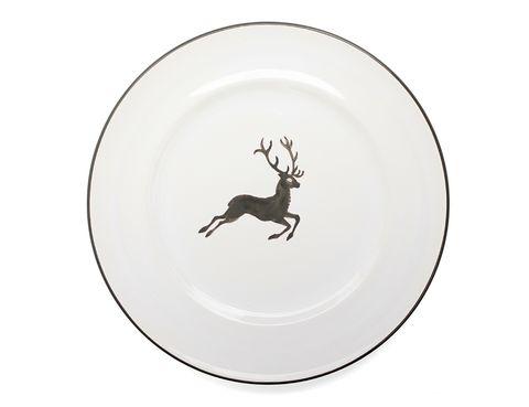 <p>Plato de porcelana austríaca (35 €).</p>