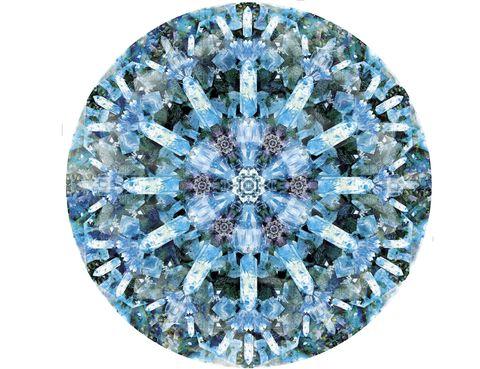 "<p>Alfombra<i> Crystal Ice</i> que Marcel Wanders ha creado para Moooi. <a href=""http://www.moooi.com"" target=""_blank"">www.moooi.com</a></p>"