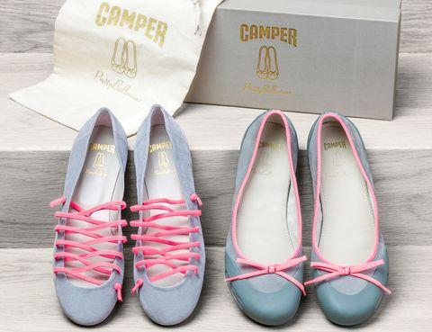 Camper y Pretty Ballerinas
