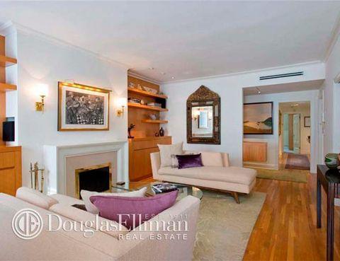 <p>Aunque el apartmento es modesto, se podría ampliar fácilmente en caso de que Hathaway quisiese ampliar su prole en un futuro.</p>