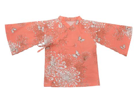 "<p>Camisa en tono coral de <a href=""http://monkimono.bigcartel.com/product/mon"" title=""Monkimono"" target=""_blank"">Monkimono</a> (36,50 €).</p>"