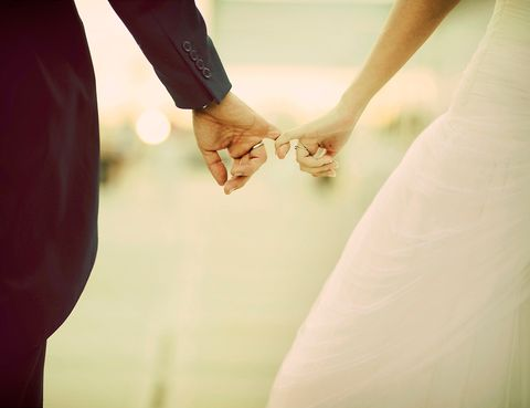 <p>Cada vez nos casamos más mayores, sobre todo a partir de los 30 años, y cada vez más cerca de los 40.</p>