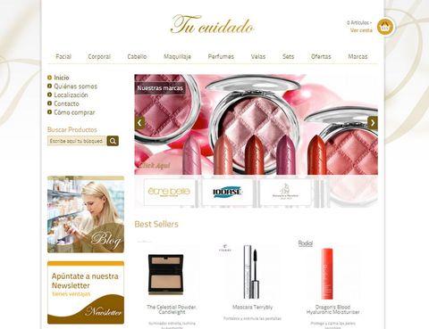 """<p>Rodial, Dr. Colbert, Ami Iyök, Eve Lom, Terry, Is Clinical, Dc2, Lilu,… entre otras joyas de la cosmética son las marcas que encontrarás en <a href=""""https://www.perfumeriatucuidado.com/es/index.php"""" target=""""_blank"""">Perfumería Tu Cuidado</a>. Rellenas un formulario con tus preferencias de belleza y recibirás sugerencias y promociones sobre tus firmas favoritas.</p><p>También cuentan con tienda física en <strong>Vigo</strong>, donde te asesorarán personalmente.</p>"""
